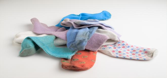 pile socks modified